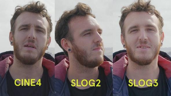 How to Use S Log 2 and S Log 3 on the Sony a7S II