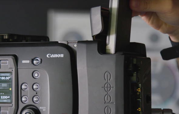 Shooting 6K RAW with the Canon C700 FF and Codex