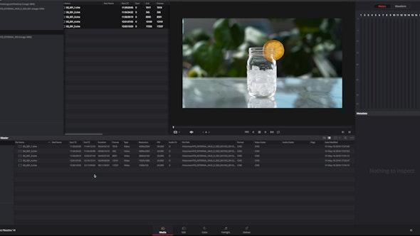 Quick Post-Production Workflow for the Phantom Flex4K